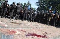 МВД опровергает информацию о том, что умер еще один раненый под ВР нацгвардеец