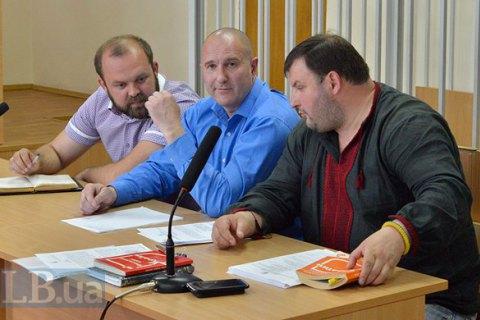 """Суд отправил экс-командира """"Беркута"""" Добровольского под домашний арест"""