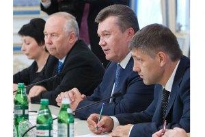Янукович не против регулярных встреч с оппозицией