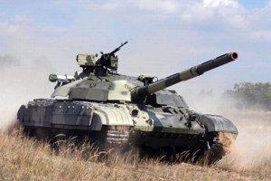 Боевикам ЛНР из России поставили 20 танков и 122 броневика