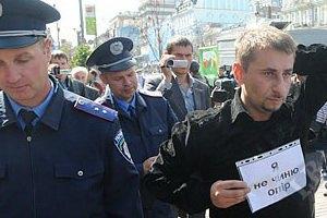 Главного организатора оппозиционных акций протеста отдали под суд