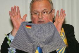 Губернатору Донецка не нравится донашивать трусы за немцем