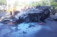 В больнице умер сотрудник СБУ, попавший в громкое ДТП в Киеве