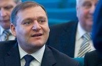 Добкин привезет в Харьков Благодатный огонь