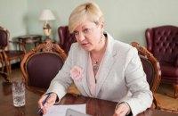 Гонтарева назвала очень высоким риск остаться без транша МВФ в этом году