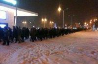 В Сумах митинг памяти убитых активистов в Киеве собрал рекордное количество людей с 2004 года