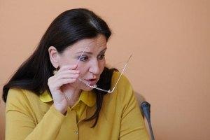 БЮТ пытается давить на суд своими сторонниками - Богословская
