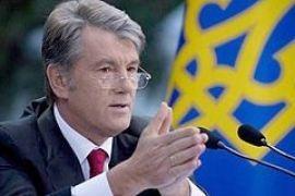 Ющенко втиснул в свою книгу 140 речей и выступлений