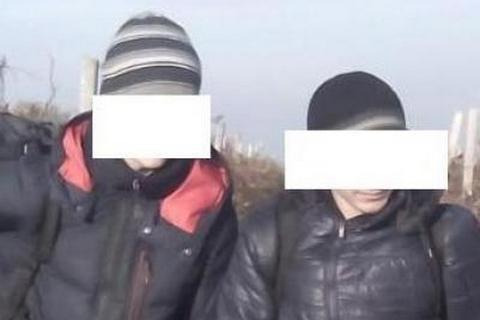Под Измаилом таможенники задержали 2-х тинейджеров-нарушителей, которые хотели прославиться вYoutube