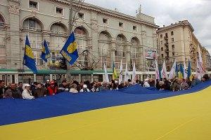 В центре Киева под акцию оппозиции запланировали ремонт дорог
