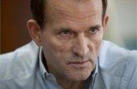 Путин потребовал у Януковича сделать Медведчука вице-премьером, - источник