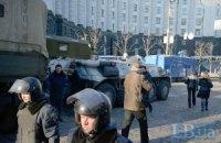 Вслед за Верховной Радой эвакуируют Кабмин