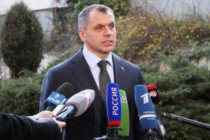 Константинов обвинил власти Украины в водоморе