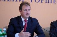 Попов перевірив, як будують житло для чорнобильців