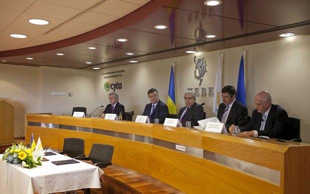 Кипр и Украина могут сотрудничать в разных сферах, не только в финансовой