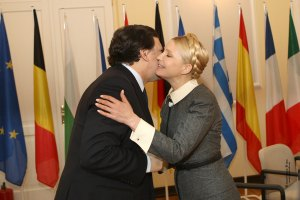 У Тимошенко барахлит Twitter