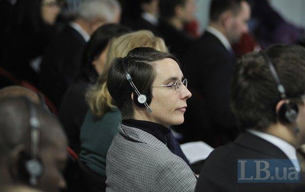 Таня Байер, первый секретарь посольства Германии в Украине