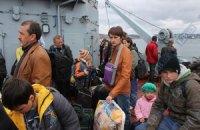 ООН считает, что беженцам в Украине небезопасно
