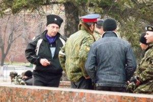 Сепаратисты, захватившие СБУ в Луганске, требуют их амнистировать