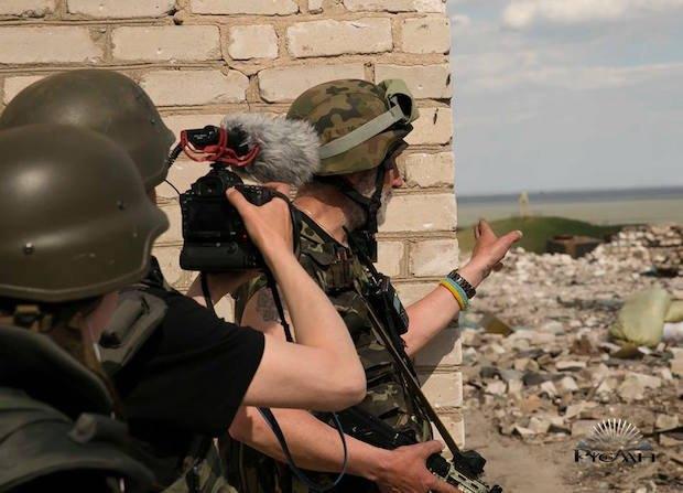 """Юлія Гонтарук: """"Ігрове кіно можна зняти й потім, а документальне –тільки тут і зараз"""""""