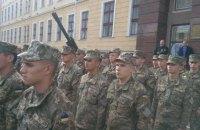 Львовская Академия сухопутных войск имени Сагайдачного получила статус национальной