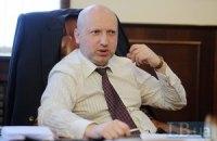 Турчинов пригрозил противникам единого кандидата на выборах в Киеве исключением из партии