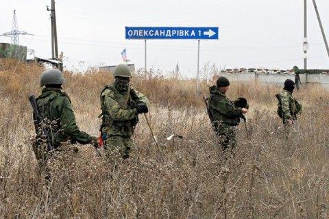 Штаб: Оккупанты обстреливают силы АТО изсамоходок иБМП, работают снайперы