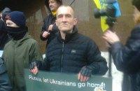 Російський актор, учасник Євромайдану, отримав статус біженця в Україні
