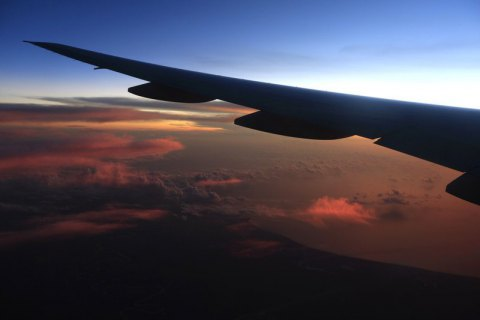 ЕС вспомнил об обязательстве открыть небо для украинских авиакомпаний