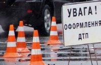 В Киевской области пьяный сбил трех малолетних детей и их мать