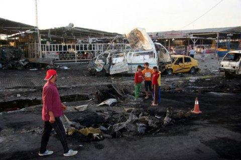 Боевики ИГИЛ осуществили теракт в Багдаде: 52 жертвы (обновлено)
