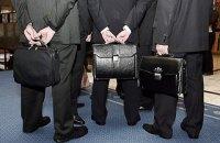 Фуршетная борьба с коррупцией при баннерной демократии