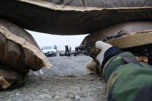 На пограничников в Луганской области напали при передислокации