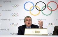 Глава МОК проведет консультации с Путиным об участии России в Олимпиаде