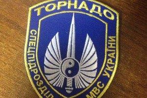 """Силовики не будут штурмовать базу спецроты  """" Торнадо  """" , - МВД < p >  """" В..."""