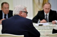 """Главы МИД Германии и Франции о будущей легитимности Госдумы: """"Мы не признаем аннексию Крыма"""""""