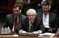 """Представитель РФ в ООН заявил о """"майдановском стиле"""" стрельбы в Крыму"""