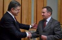 Мишель Терещенко получил украинский паспорт