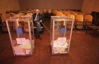 Вибори по-донецьки на Західній Україні