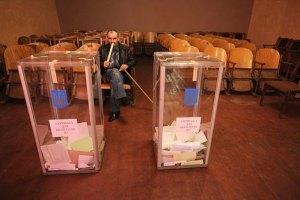 КИУ не видит нарушений на выборах мэра Обухова