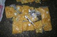 В Ровенской области изъяли янтаря на 20 млн гривен