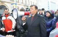 Ляшко объявил голодовку в знак солидарности