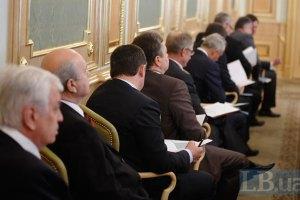 Девять губернаторов подали в отставку, запорожский Евромайдан требует снять Пеклушенко