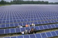 Китайские  инвесторы готовы построить парк солнечной энергии в Чернобыле за $1 млрд