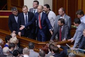 Оппозицию пока не приглашали к Януковичу