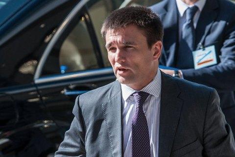 Климкин объяснил, почему Украина не закрыла небо перед катастрофой МН17