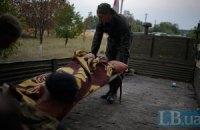 В бою под Луганским погибли два бойца