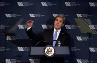 Керри: санкции помешали ожиданиям России, что можно легко добраться до Киева