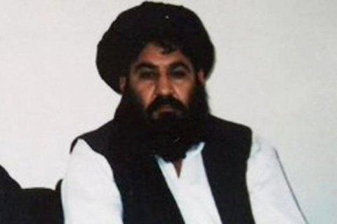 Влада Афганістану розповіла про смерть глави Талібану