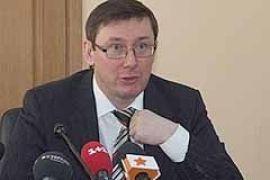 Луценко сомневается, что его завтра уволят